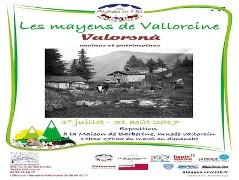 Les mayens de Vallorcine