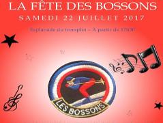 Fête du village des Bossons