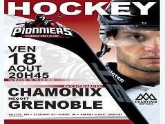 Hockey: Match amical