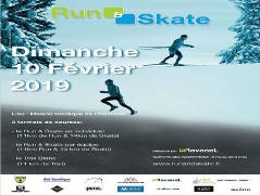 Run and Skate poster