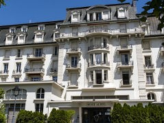 French guided tour: Mont Blanc heritage