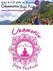 Chamonix Yoga Festival 2016