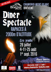 Dîner Spectacle: Repaces en altitude