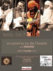 Nabil Baly en concert