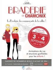 Bradery by Chamonix