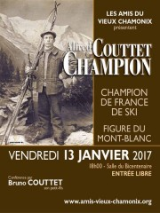 Conférence : Alfred Couttet