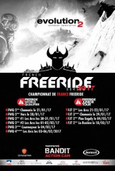French Freeride Series 2017