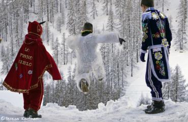 Carnaval - Une Sortie en Val D'Aoste