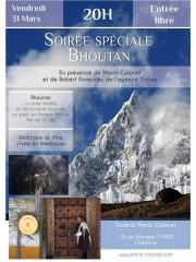 Soirée spéciale Bhoutan