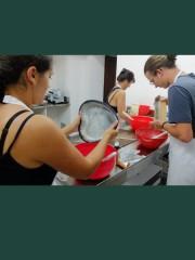 Atelier cuisine et produits locaux à Servoz