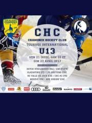 Tournoi International de hockey sur glace U13