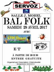 Bal Folk à Servoz