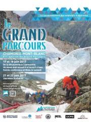 Grand Parcours Alpinisme Chamonix 2017