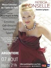 Concert de l'Opéra à Argentière