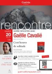 Rencontre littéraire avec Gaëlle Cavalié