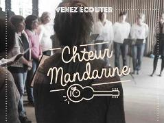 Concert du Choeur Mandarine
