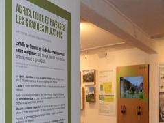 Exposition : Agriculture et paysages