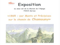 Exposition : Sur les chemins de Chamouny