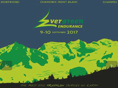 Triathlon Evergreen Endurance Chamonix