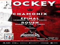 Match de Hockey: Ligue Magnus