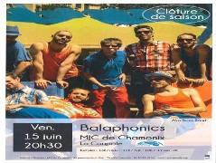 Balaphonics en concert