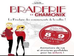 Big Shopkepeers Fair Chamonix