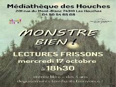 Monstre Bien - Lectures frissons