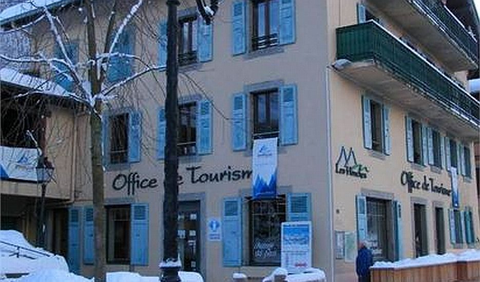 office de tourisme chamonix