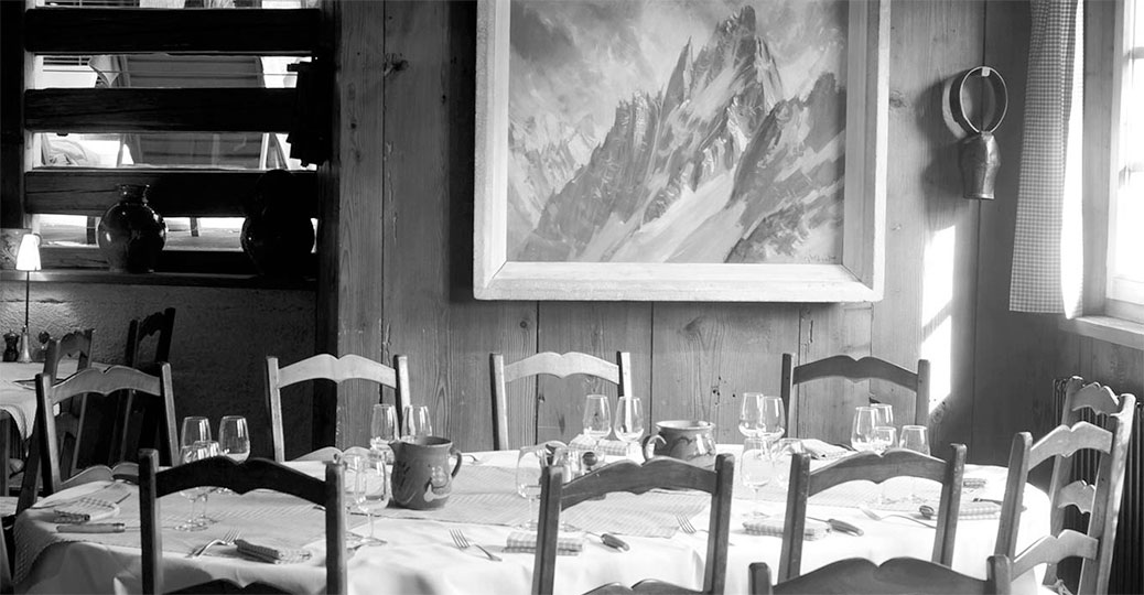 Respecting The Traditional Cuisine And Mountain Architecture, La Maison  Carrier Welcomes You To The Farmhouse, Setting The Scene Of A Bygone Era.
