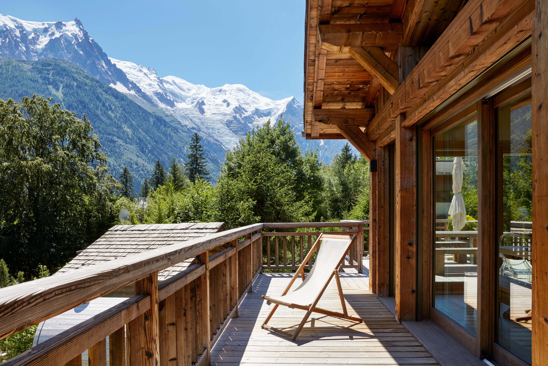 Marmotte Mountain Chalet de Luxe  Argenti¨re