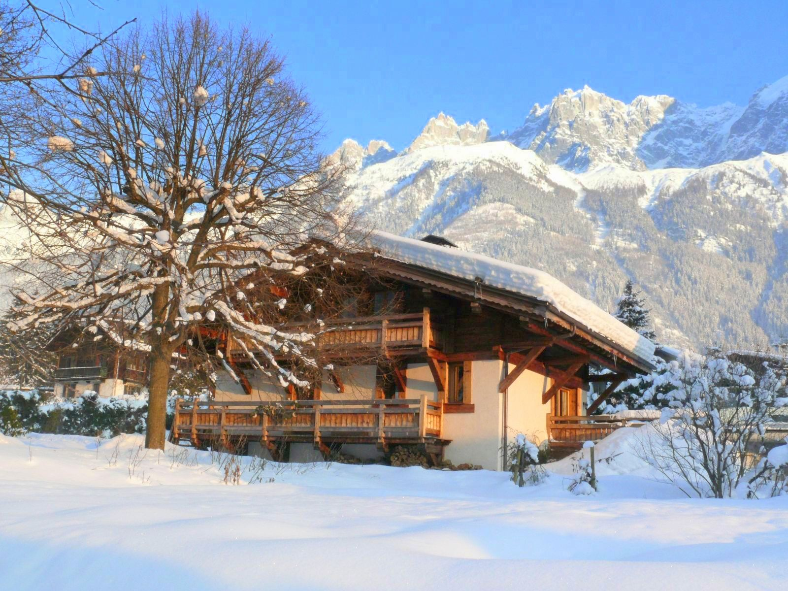 Fantastic February Offers at Chalet Les Islouts
