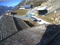 Webcam Brevent Plan Praz Arrival Station