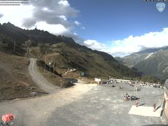 La Flegere Ski Resort Chamonix webcam