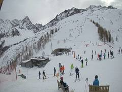 grands montets ski resort webcam