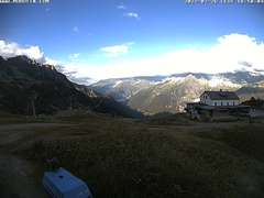 Chamonix Brevent Ski Resort Webcam View (2000m)