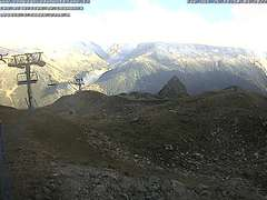 La Flegere Ski Resort Webcam View