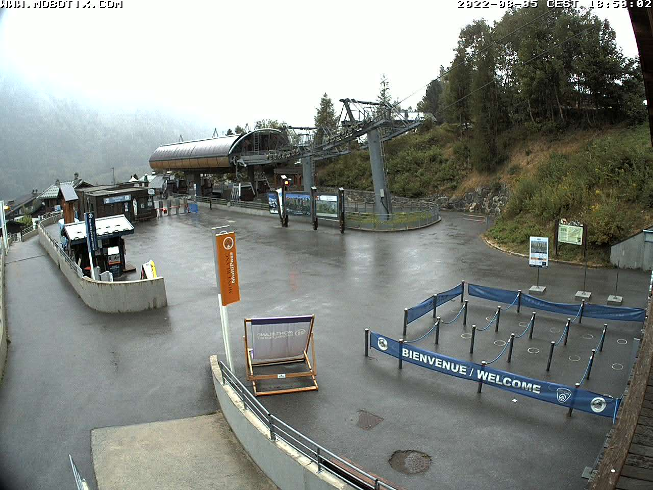 Webcam Chamonix
