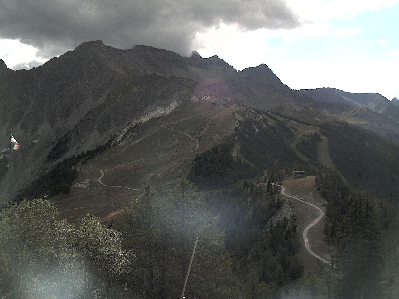 Webcam Feed from Courmayeur, Aosta Valley, Italy