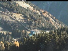 Webcam Station de Ski de Les Houches